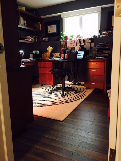 Vinyl laminate flooring home office new york by for Laminate flooring york