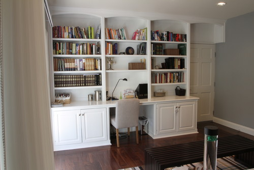This bookshelf/desk combination is exactly what I have been looking fo