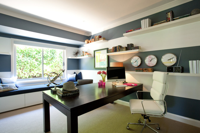 Wahroonga Home Contemporary Office Sydney By
