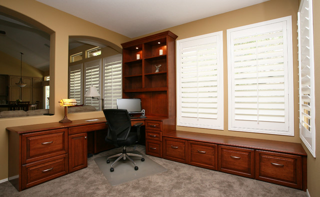 Model Perguero Home Office Cabinets  Cabinets By Trivonna