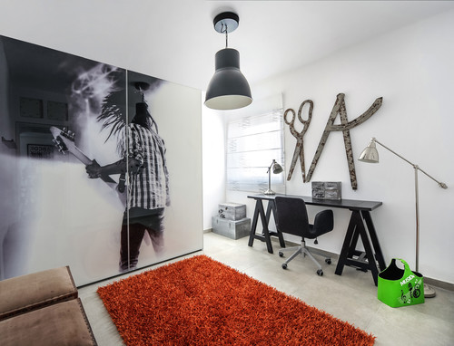 Ikea40 contemporary home office mozeypictures Choice Image