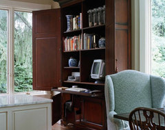 Waverly Desk traditional-home-office