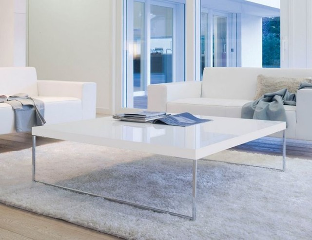 Web Coffee Table modern-coffee-tables