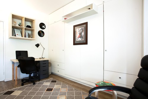 Weekend Design 11 Tips For A Successful Office Bedroom Setup