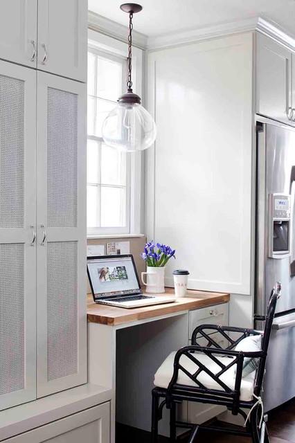Woodchuck Kitchen Renovation - Transitional - Home Office - Other - by