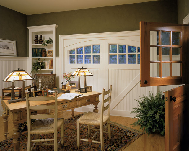 Traditional Home Office By Witt Construction Part 30
