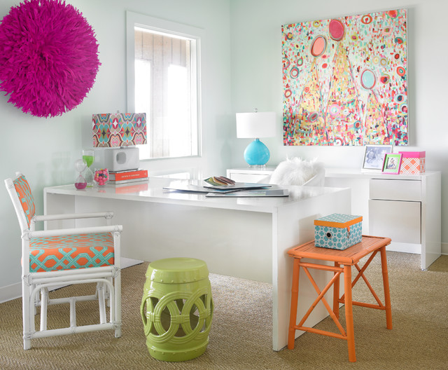 Woodruff contemporary-home-office