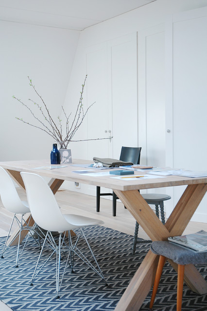 work space modern-home-office