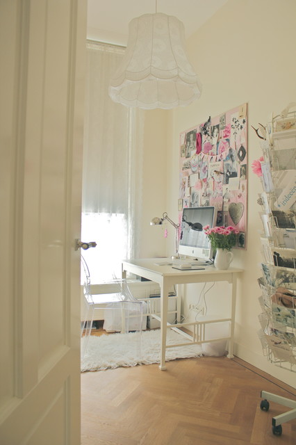 workspace eclectic-home-office