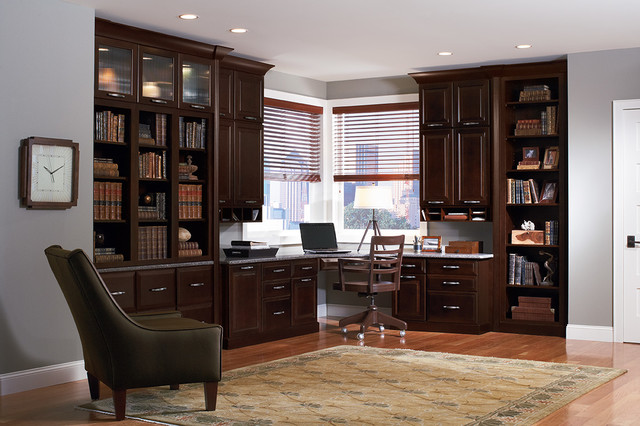 Your Dream Office traditional-home-office
