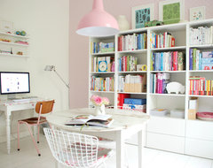 Yvonne's Study home-office