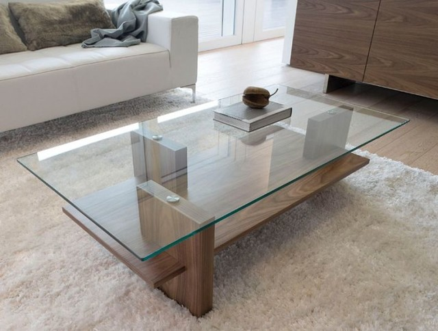 Zen Coffee Table Modern Coffee Tables Other Metro By IQmatics