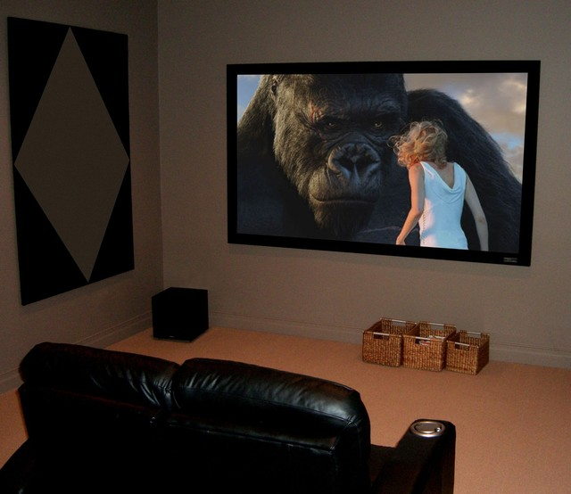 1 Sound Choice Theater Rooms traditional-home-theater