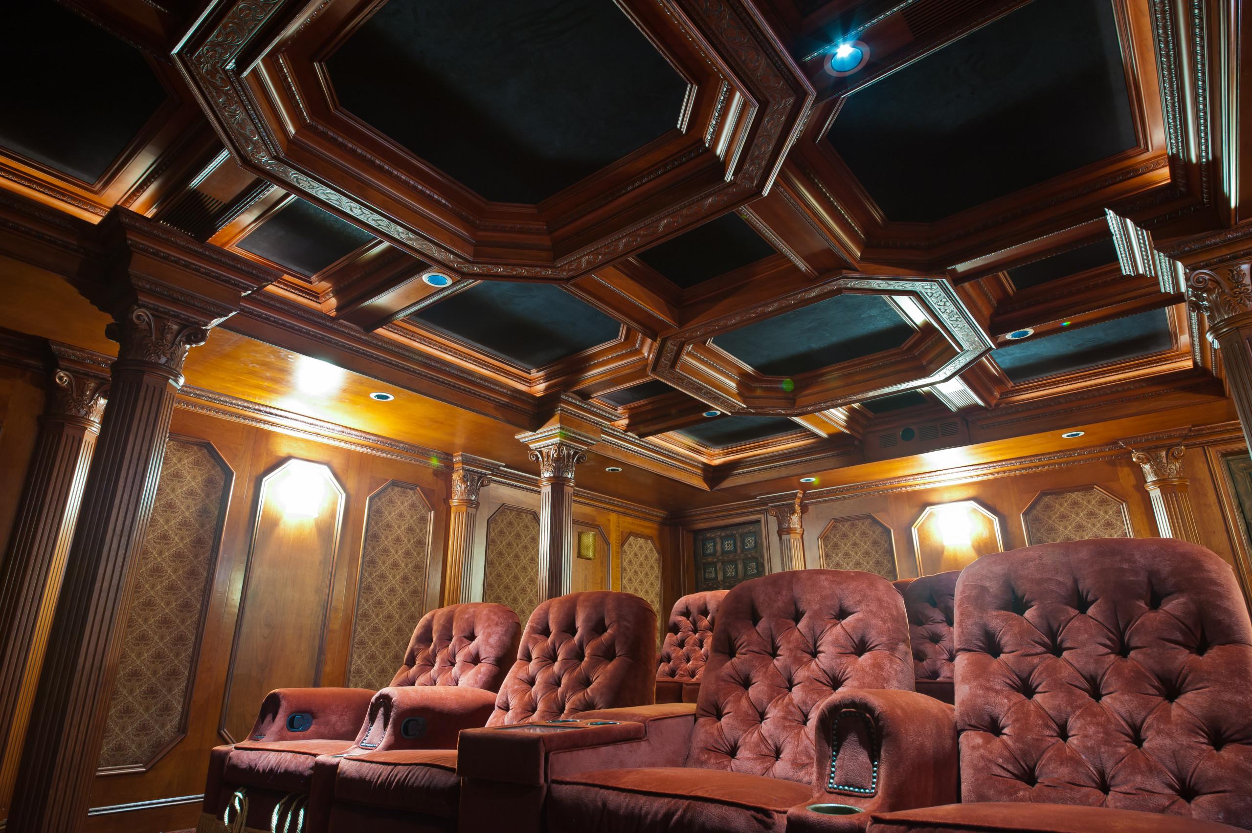 Architectural Home Theatre