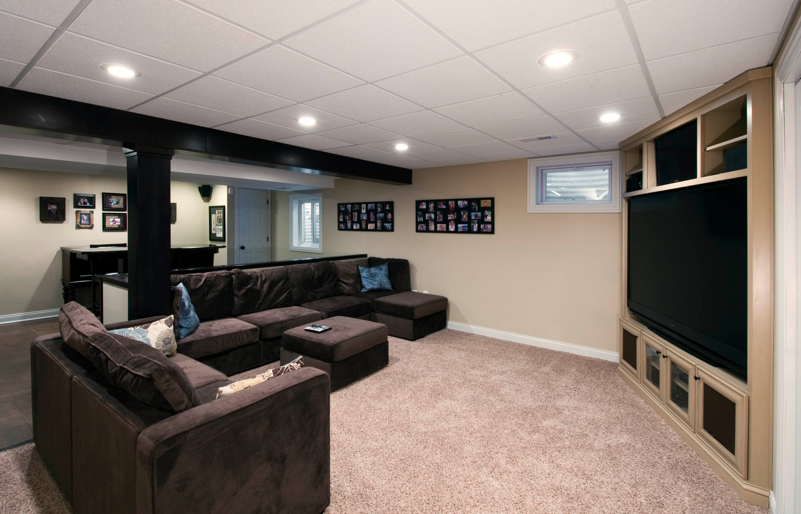 Basement Drop Ceiling Houzz