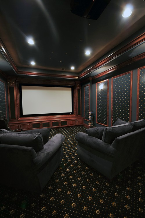 Basement & Home Theater