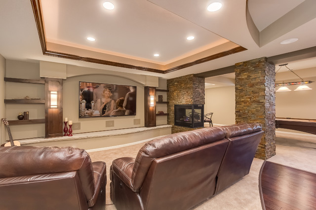 Bat Home Theater and Fireplace - Traditional - Home ... Fireplace Design Home Theatre on home entrance way designs, home septic tank designs, home rooftop deck designs, home garden designs, home internet designs, home great room designs, home backyard designs, home cabana designs, home with bay windows designs, home office designs, home decorating ideas for fireplaces, home countertops, home solarium designs, home covered parking designs, home range designs, home interior design, home dining room designs, home mud room designs, home landscaping designs, home dog kennel designs,