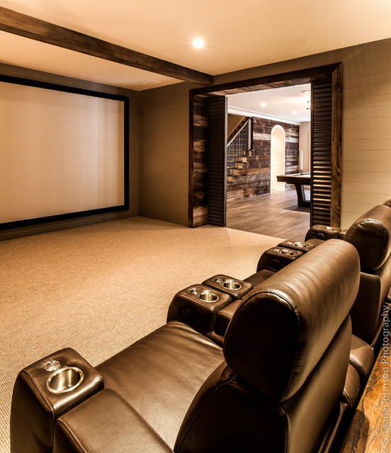 industrial home theater atlanta by the consulting house inc