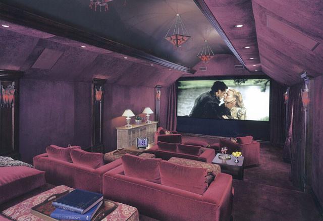 Celebrity Home Theatre