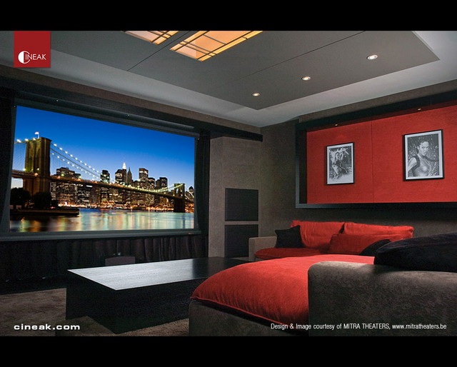Modern Home Theater Furniture Modern Home Theater Furniture
