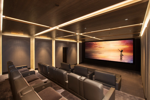 Home Theater Acoustic Ceiling