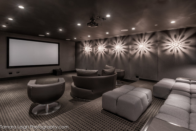 Theater Room Carpet Ideas