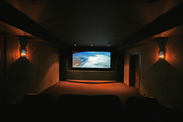 Crescendo Installed Systems home-theater