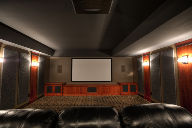 Custom Home Theater Contemporary Home Theater Philadelphia By