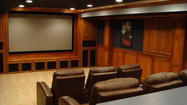 Custom Theater home-theater