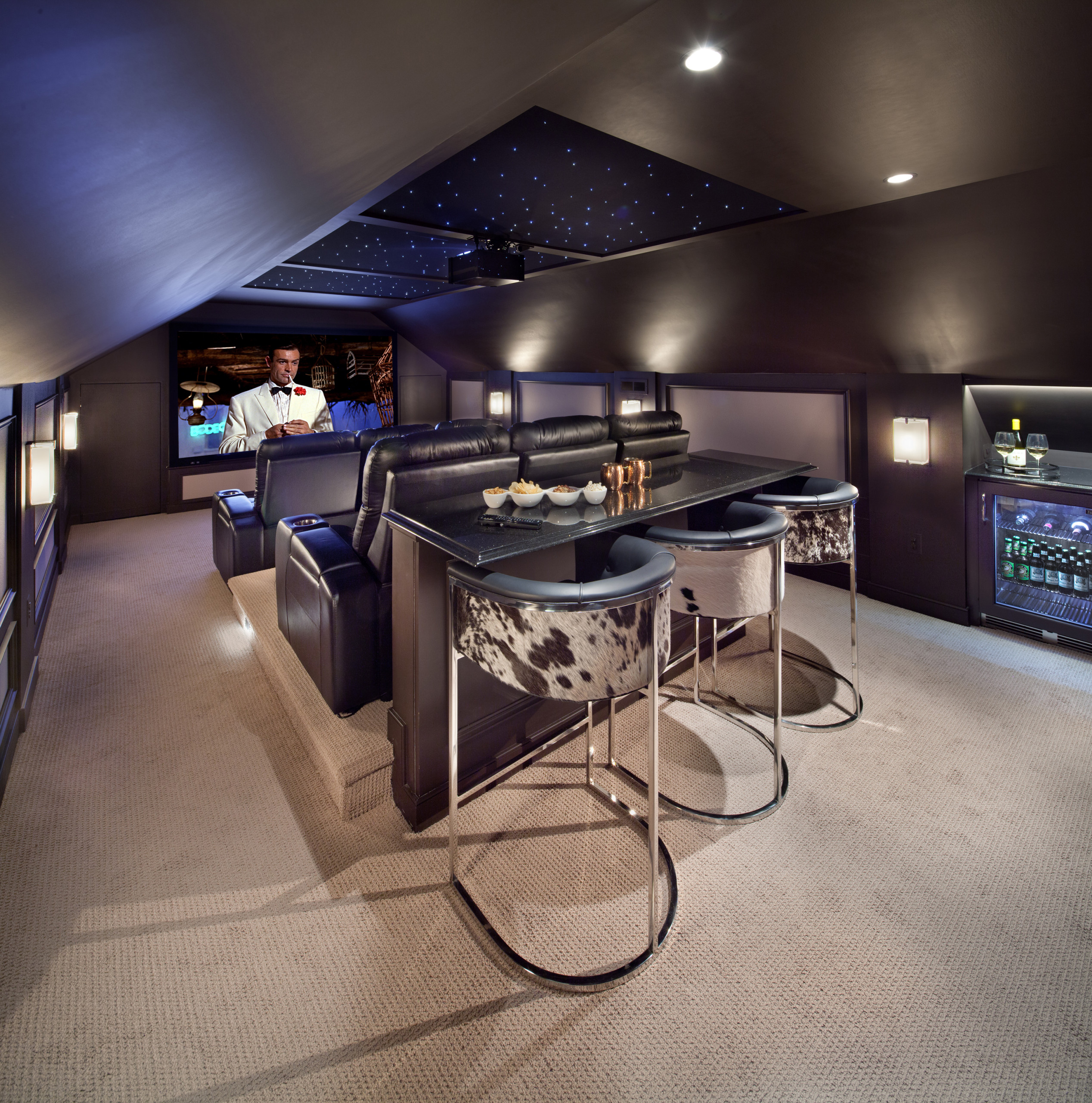 75 Beautiful Home Theater Pictures Ideas November 2020 Houzz