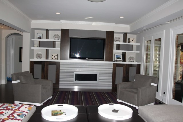 Family Room home-theater