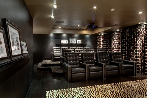Dec A Porter Imagination Home Home Theaters Examples