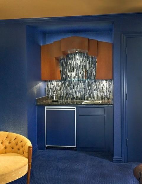 Frisco Media Room - traditional - media room - dallas - by
