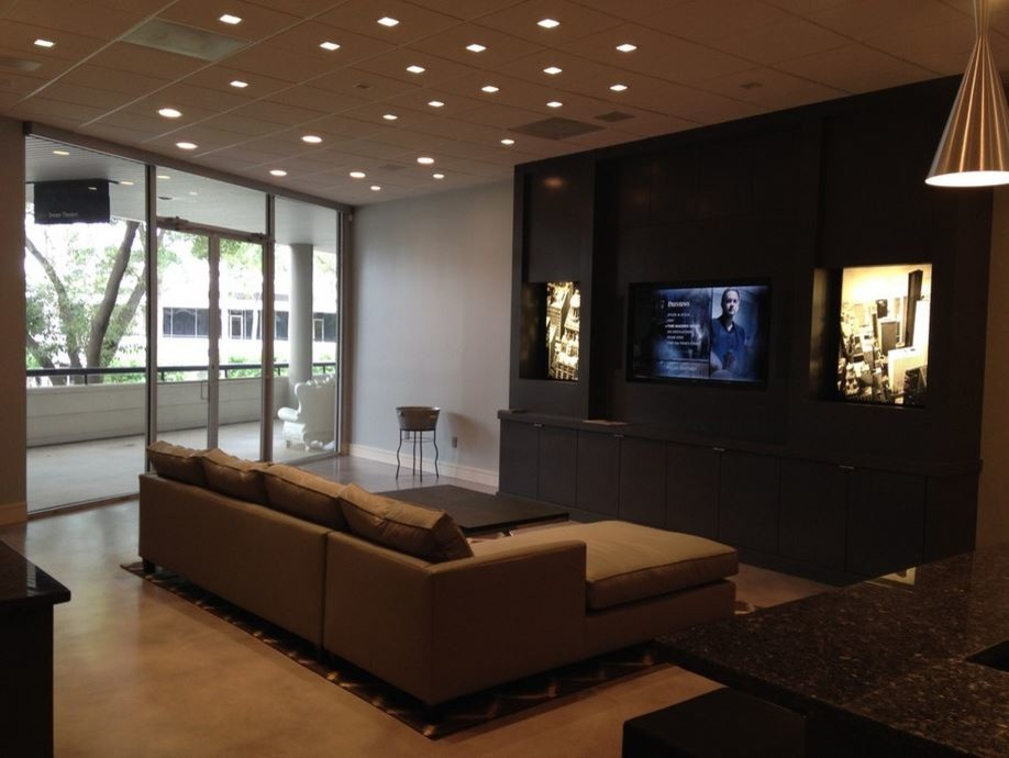 Hdc Dream Theaters Home Theater Houston By The Houston Design Center