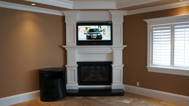 Home Automation 1 - Home Theater - Vancouver - by AV LOUNGE