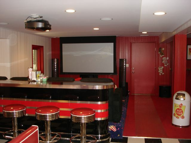 Home Theater Designs - Eclectic - Home Theater - DC Metro - by Bars on 1990s home theater, old home theater, pop home theater, anime home theater, european home theater, horror home theater, leather home theater, ultra modern home theater, oriental home theater, messy home theater, black home theater, mid century modern home theater, 70s home theater, comfy home theater, mexican home theater, tropical home theater, 3d home theater, gold home theater, new wave home theater, classy home theater,
