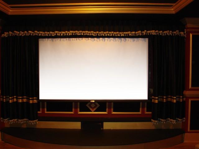 Home Theater Interior