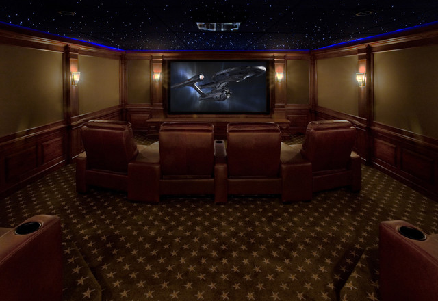 Home Theater Under The Stars
