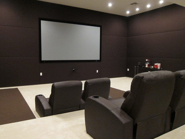 Home Theaters with Stretched Fabric Acoustic Wall Finishing ... on home salon designs, lounge suites designs, home reception designs, theatre room designs, tools designs, custom media wall designs, easy home theater designs, home renovation designs, living room designs, great home theater designs, home audio designs, small theater room designs, home cooking designs, exclusive custom home theater designs, home art designs, fireplace designs, home business designs, exercise room designs, best home theater designs, home brewery designs,