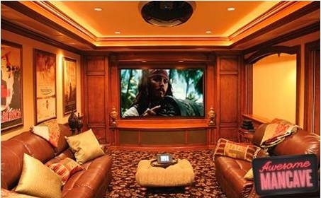 iDes2 Introduction traditional-home-theater