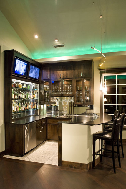 infinity 39 s 39 webfoots sports bar 39 contemporary home