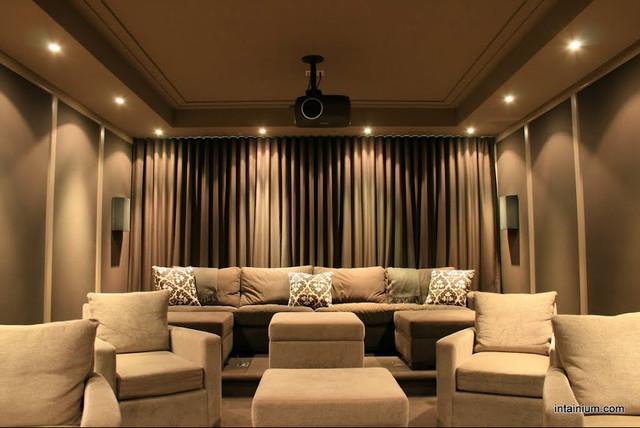 Home Cinema Curtains - Best Curtains 2017