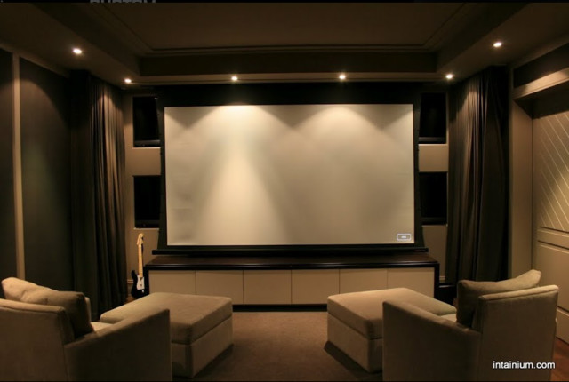 home office tv room ideas with Intainium Home Cinemas Home Theater Toronto on Design Studio Eclectic Home Office Austin furthermore Living Room Contemporary Living Room Other likewise Gorgeous Lcd Wall Furniture Design Ipc372 furthermore Home Office Lighting Stylish Options To Light Up Your Work also 40305711.