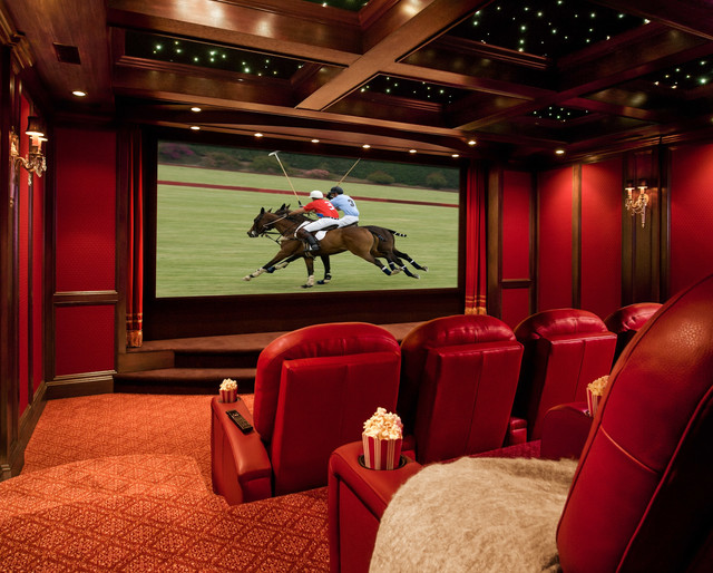 Itec Private Theater Screening Room With 175 Quot Diagonal