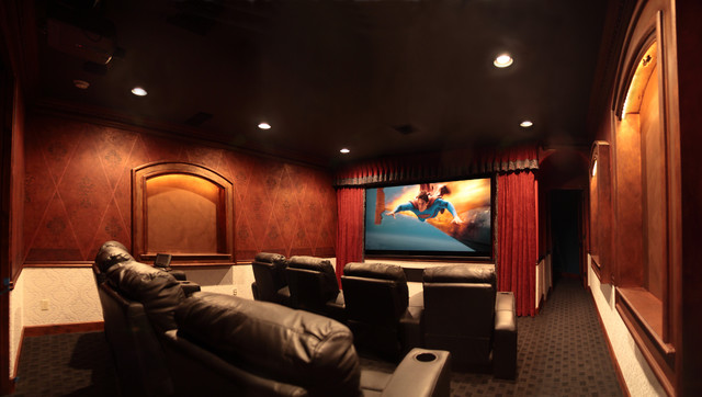 jlautomation's Ideas traditional-home-theater