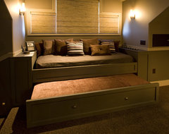 Lakeside Remodel traditional-home-theater