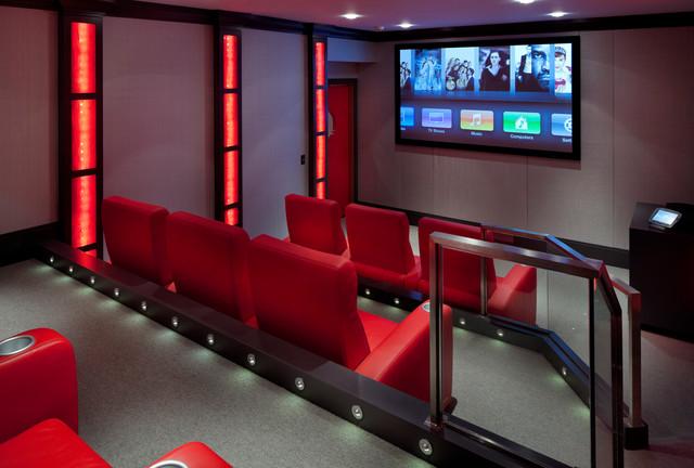 Build Home Theater Stadium Seating