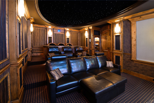 Http Www Petersbilliards Com Entertainingdesign View Eight Solutions For Media Room Seating