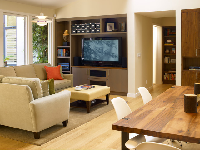 living room traditional home theater san francisco by ohashi
