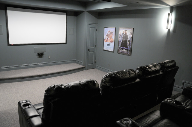 Long Hill home-theater